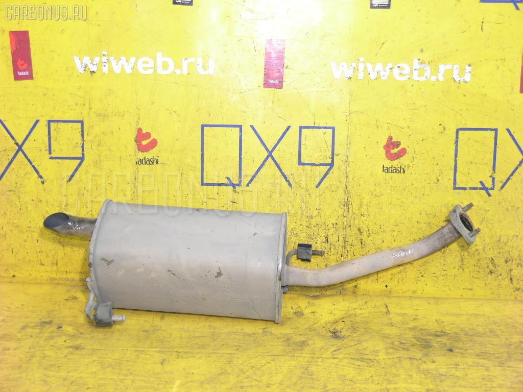 Глушитель NISSAN CUBE BZ11 CR14DE. Фото 9