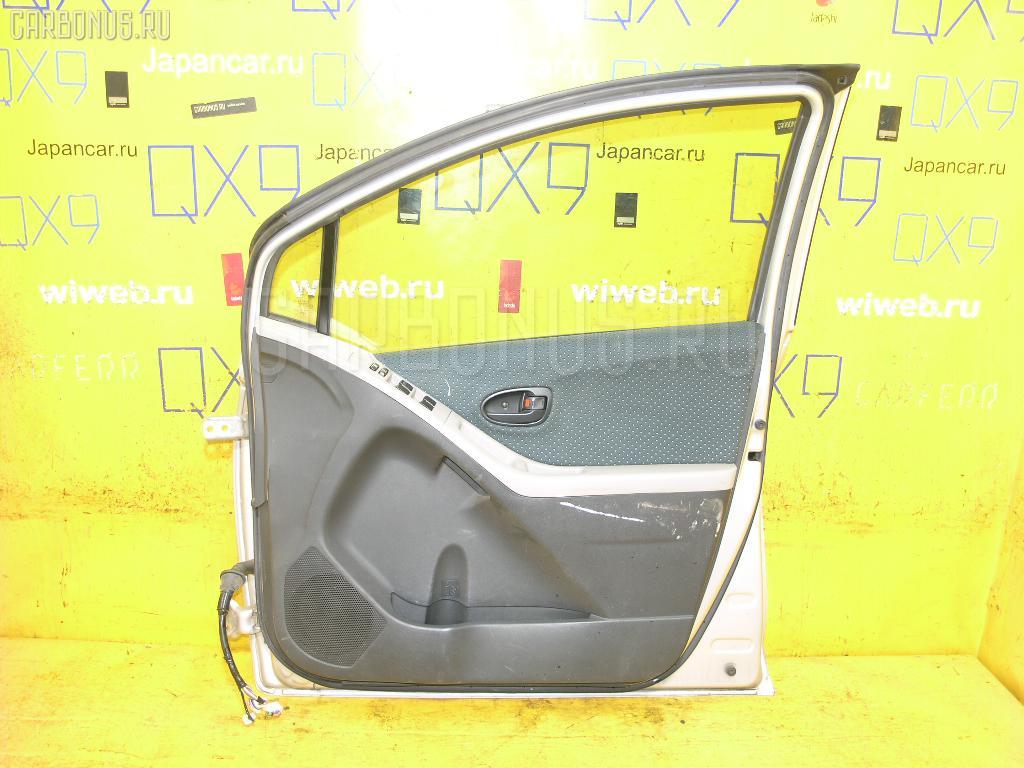 Дверь боковая TOYOTA VITZ KSP90. Фото 7