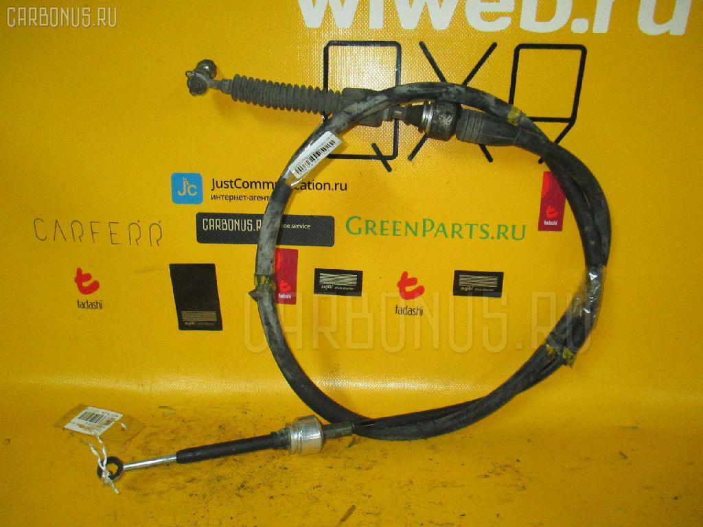 Тросик на коробку передач TOYOTA CAMRY SV41 3S-FE. Фото 1