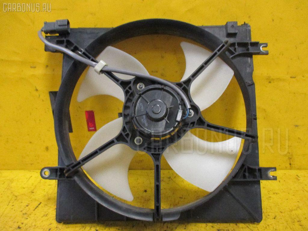 Вентилятор радиатора ДВС HONDA CR-V RD1 B20B. Фото 1