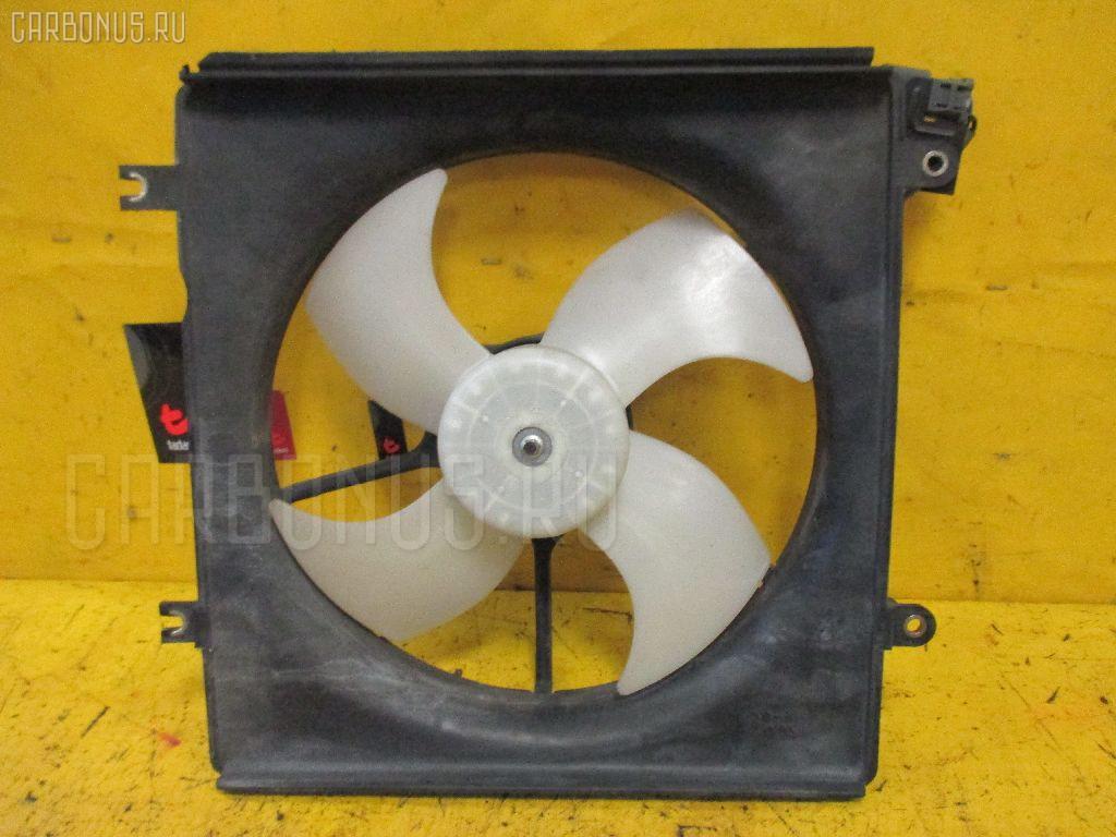Вентилятор радиатора ДВС HONDA CR-V RD1 B20B. Фото 2