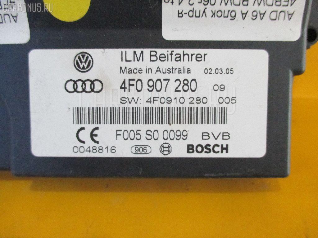 Блок упр-я Audi A6 avant 4FBDW BDW Фото 1