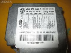 Блок управления air bag AUDI A6 AVANT 4FBDW BDW WAUZZZ4F46N008188 VAG 4F0910655C