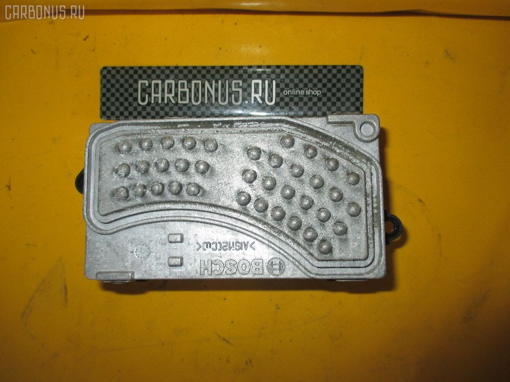 Регулятор скорости мотора отопителя VAG WAUZZZ4F46N008188 4F0820521A на Audi A6 Avant 4FBDW BDW Фото 1