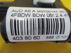 Моторчик заслонки печки Audi A6 avant 4FBDW BDW Фото 4