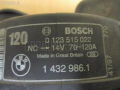 Генератор BMW 5-SERIES E39-DD42 M52-256S3 WBADD420X0BV12960 12311432986