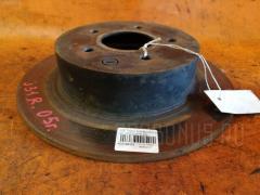Тормозной диск NISSAN TEANA J31 VQ23DE Заднее