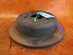 Тормозной диск на Toyota Estima Emina CXR10G 3C-T, Заднее расположение