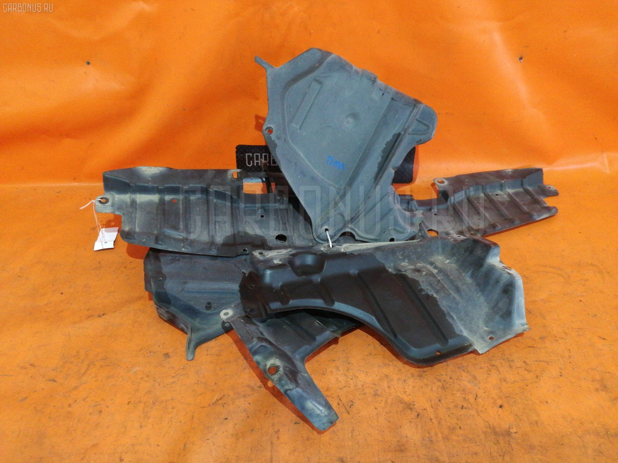 Защита двигателя Nissan Expert VW11 QG18DE Фото 1