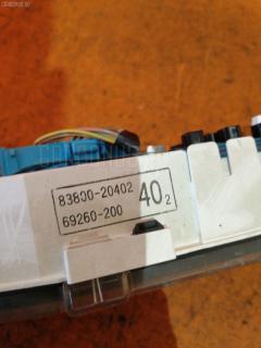 Спидометр TOYOTA CARINA AT212 5A-FE 83800-20402