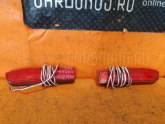 Катафот заднего бампера на Toyota Alphard MNH10W Фото 2