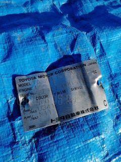 Двигатель TOYOTA WILL VS ZZE127 1ZZ-FE