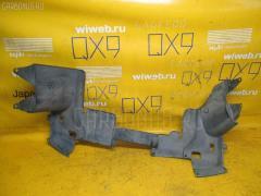 Защита двигателя HONDA STEPWGN RF8 K24A Переднее