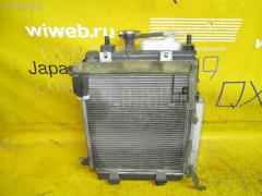 Радиатор ДВС DAIHATSU MOVE L175S KF-VE