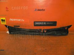 Решетка под лобовое стекло SUZUKI MR WAGON MF22S