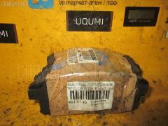 Тормозные колодки NISSAN PRIMERA TP12 QR20DE Заднее