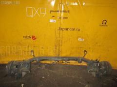 Балка подвески HONDA HR-V GH2 D16A Заднее