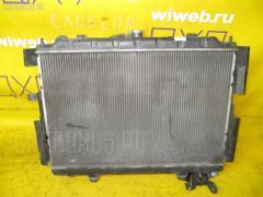 Радиатор ДВС NISSAN RNESSA N30 SR20DE