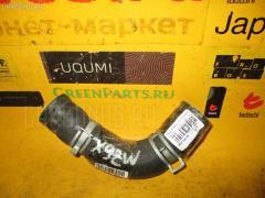 Патрубок радиатора ДВС на Suzuki Grand Escudo TX92W H27A, Верхнее расположение