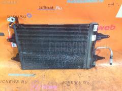 Радиатор кондиционера на Volkswagen Polo 9N 6Q0820411