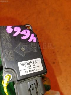 Датчик расхода воздуха MITSUBISHI GRANDIS NA4W 4G69 MR985187