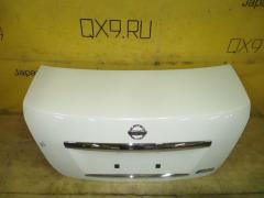 Крышка багажника на Nissan Teana J32 H430M-JN2AA