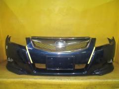 Бампер на Subaru Legacy Wagon BR9 JAPAN 114-60066 57704AJ031  57702AJ001B5, Переднее расположение