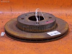 Тормозной диск NISSAN CUBE AZ10 CGA3DE Переднее