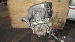 Двигатель NISSAN MOCO MG22S K6A