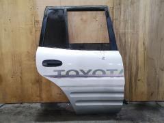 Дверь боковая на Toyota Rav4 SXA11G, Заднее Правое расположение