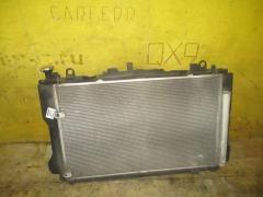 Радиатор ДВС на Toyota Allion ZRT260 2ZR-FE