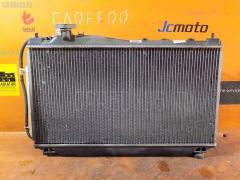 Радиатор ДВС Honda Civic EU1 D15B Фото 2