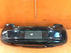 Бампер на Volkswagen Polo 6R 6R6807421BK, Заднее расположение