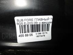 Главный тормозной цилиндр Subaru Forester SG5 EJ203 Фото 4