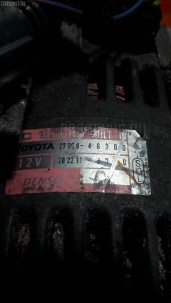 Генератор TOYOTA ALTEZZA GITA JCE10W 2JZ-GE 27060-46300
