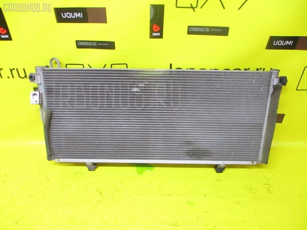 Радиатор кондиционера на Mitsubishi Pajero Io H76W 4G93 Фото 1