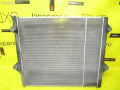 Радиатор ДВС на Toyota Hilux Surf TRN215W 2TR-FE