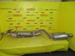 Глушитель на Toyota Chaser JZX100 1JZ-GTE