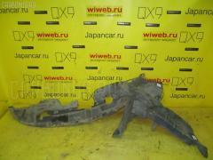 Защита двигателя MITSUBISHI OUTLANDER CW5W 4B12 Переднее