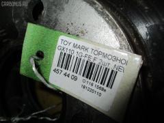 Тормозной диск Toyota Mark ii GX110 1G-FE Фото 4