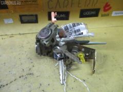 Замок зажигания +2 личинки с дверей+1 с крышки багажника на Toyota Mark Ii GX110 Фото 2