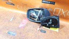 Зеркало двери боковой TOYOTA VITZ KSP90 Левое