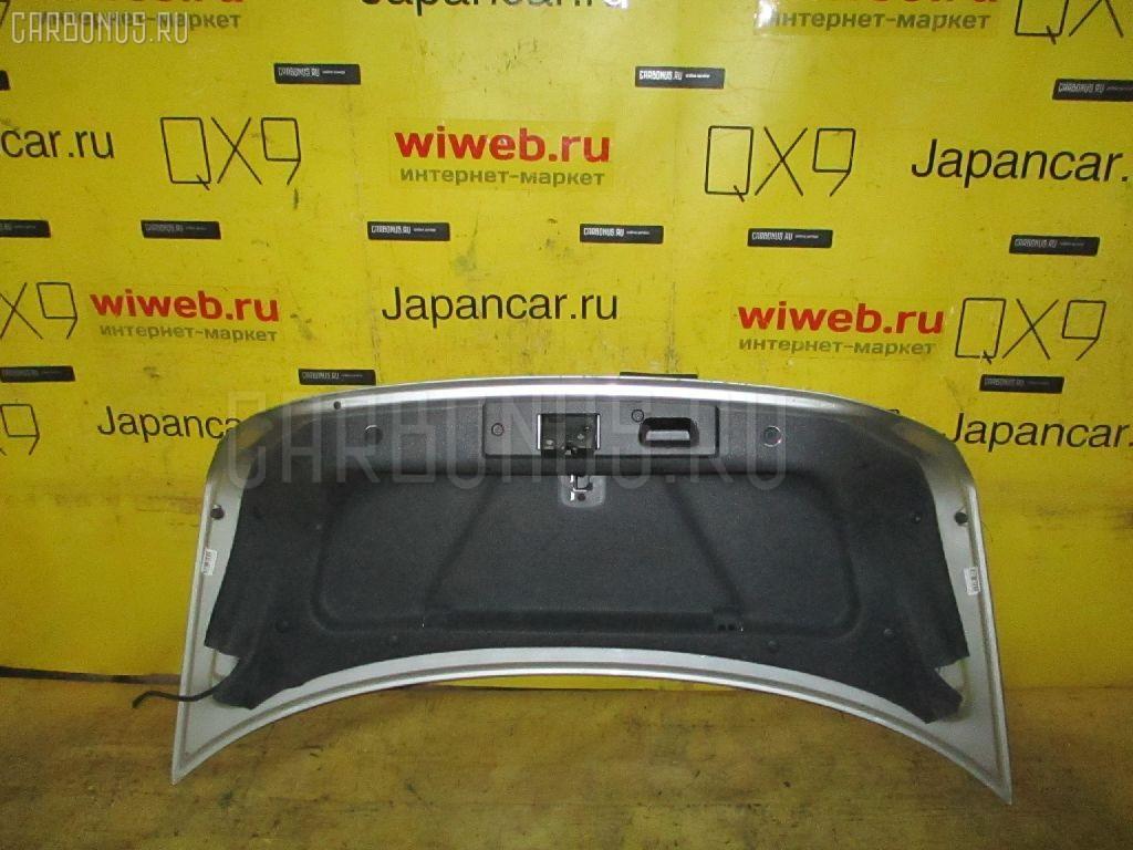 Крышка багажника Mercedes-benz C-class W203.035 Фото 1
