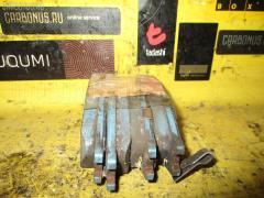 Тормозные колодки NISSAN AD VAN VY11 QG13DE Переднее