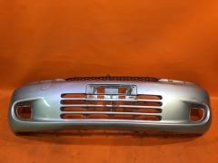 Бампер на Toyota Funcargo NCP20, Переднее расположение