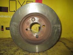 Тормозной диск на Nissan Tiida JC11 MR18DE, Переднее расположение