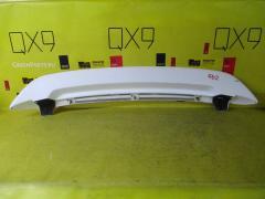 Спойлер на Honda Fit GD2 08F02-SAA-0000, Заднее расположение