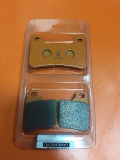 Тормозные колодки LEFOSSI FA390