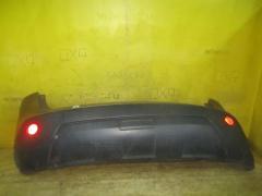 Бампер на Nissan Dualis NJ10 021767 85022-JD00H, Заднее расположение