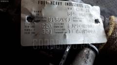 КПП механическая SUBARU LEGACY BL5 EJ203